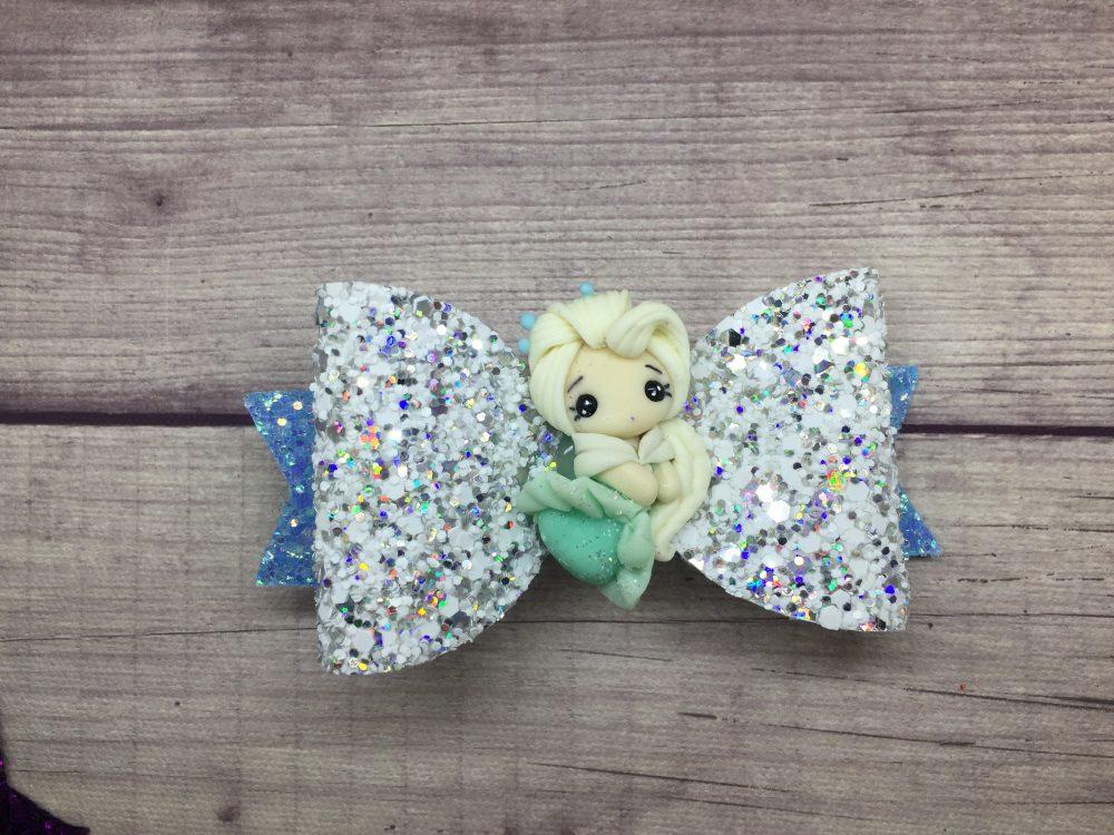 Blue Ice Princess Limited Edition Hair Bow