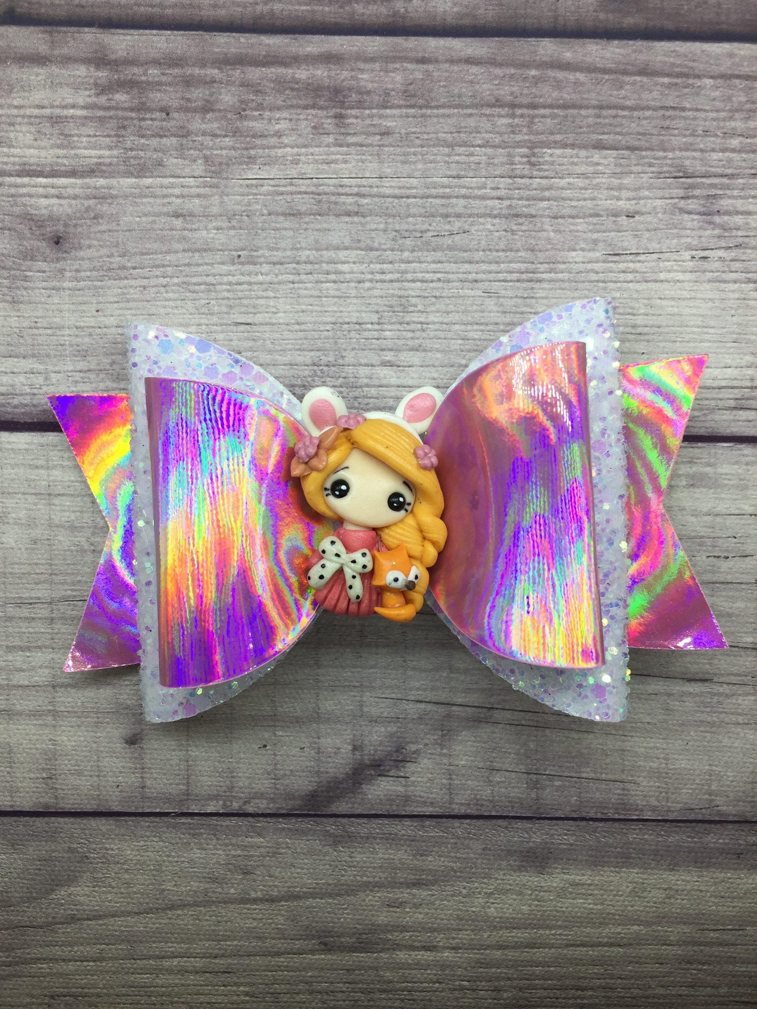 Bunny dress up girl