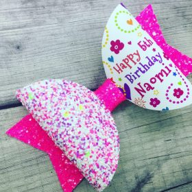 Birthday Bows & Special Occasion